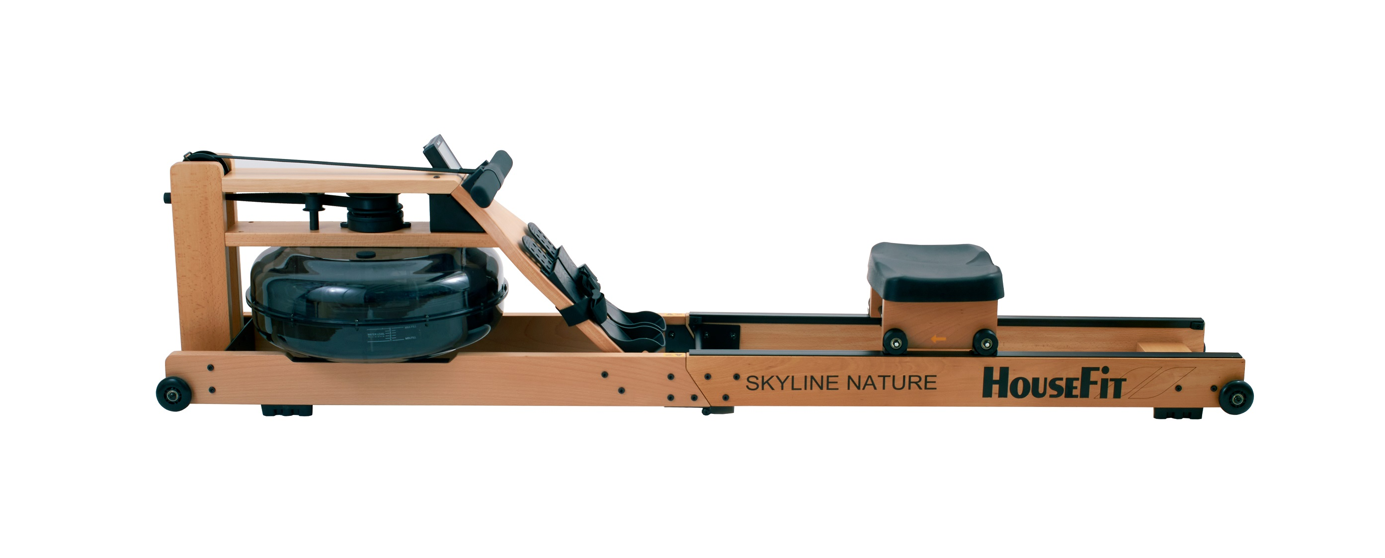 Гребной тренажер HouseFit SKYLINE NATURE (Арт.DH-8634)