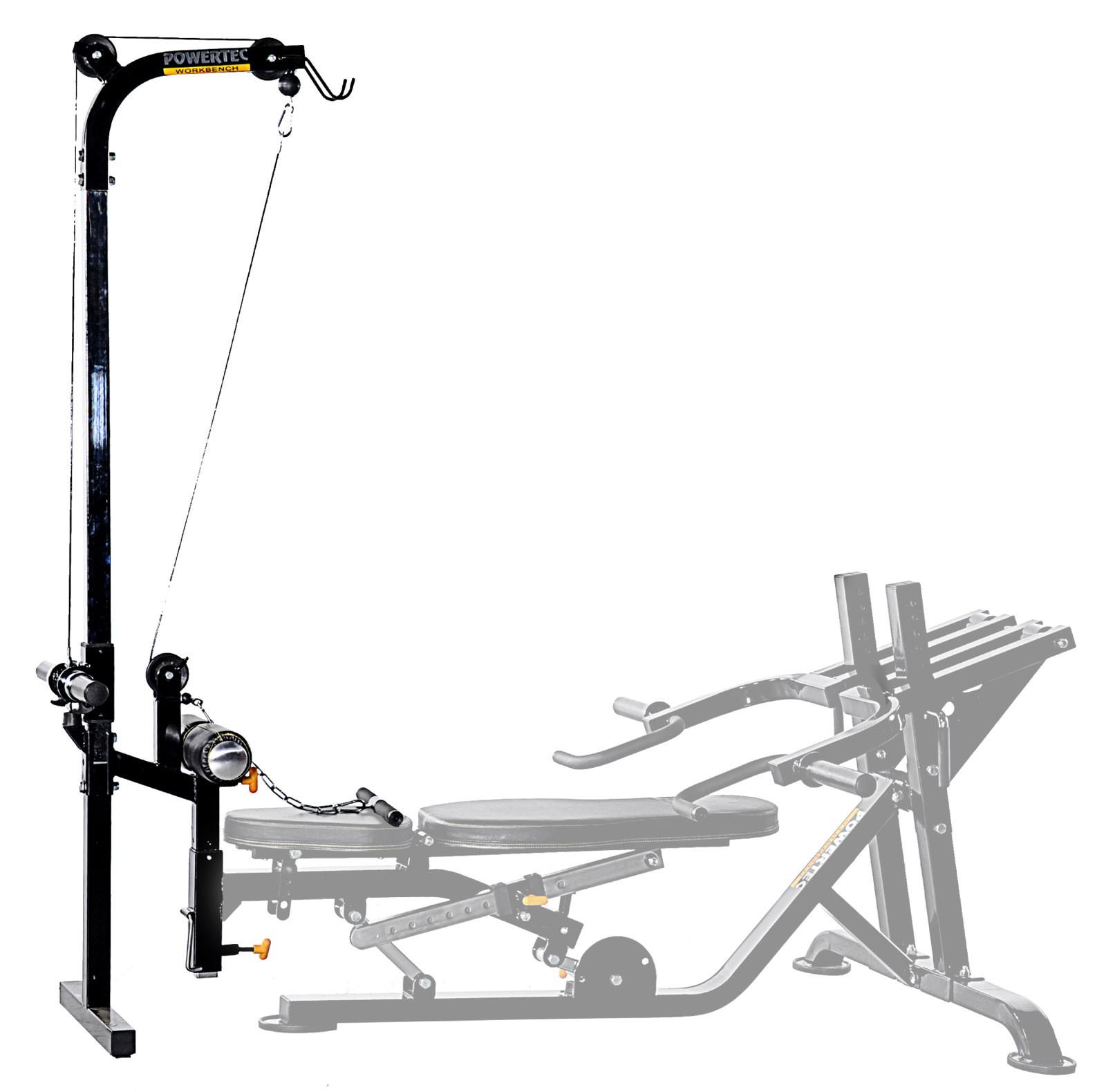 Тренажер Powertec WB-LTA13 Workbench Lat стойка аксессуар