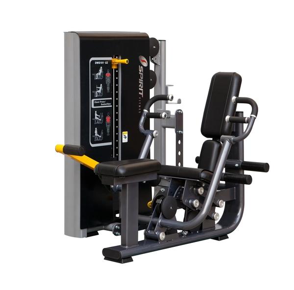 Тренажер SPIRIT DWS101-U2 Жим от груди/гребная тяга