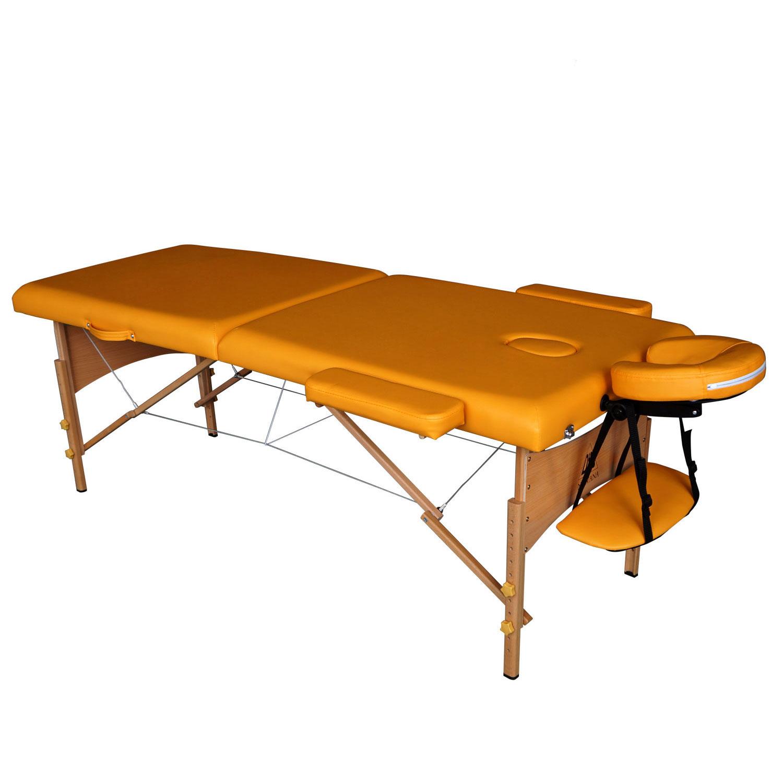 Массажный стол DFC NIRVANA Relax(Mustard)