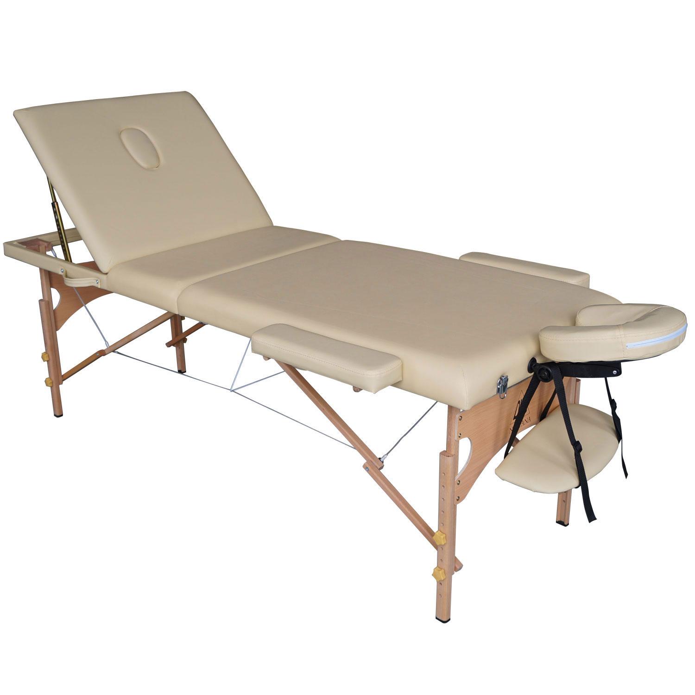 Массажный стол DFC NIRVANA Relax Pro(Beige)