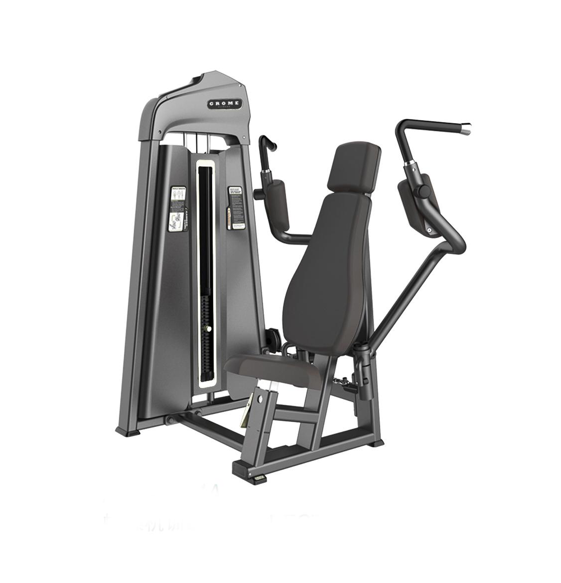 Тренажер GROME Fitness AXD5004A Баттерфляй