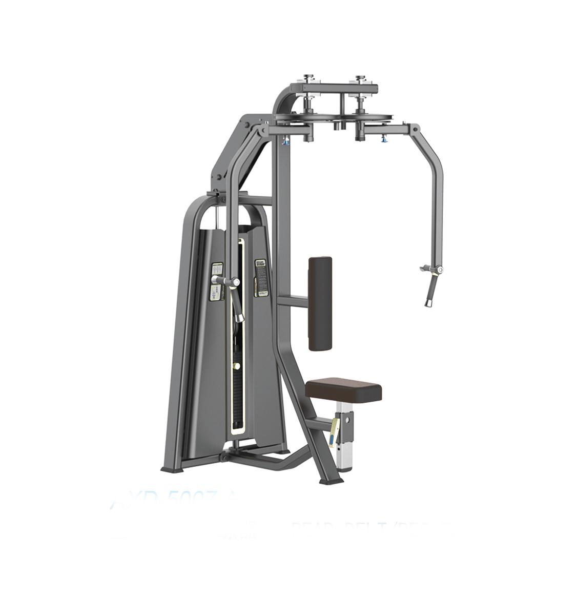 Тренажер GROME Fitness AXD5007A Задние дельты