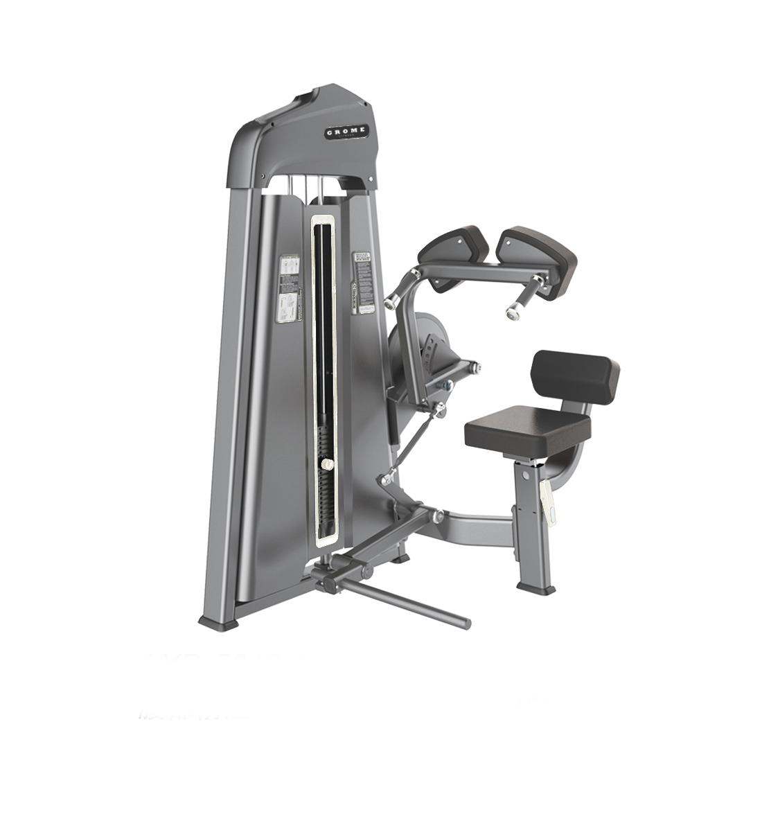 Тренажер GROME Fitness AXD5019A Пресс-машина