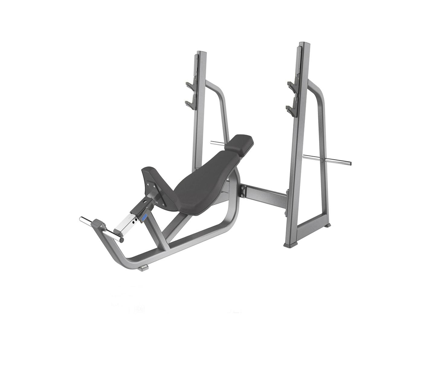 Фото - Тренажер GROME Fitness AXD5042A Олимпийская скамья для жима лежа с положительным углом тренажер svensson industrial e3042 matte black скамья для жима с положительным наклоном