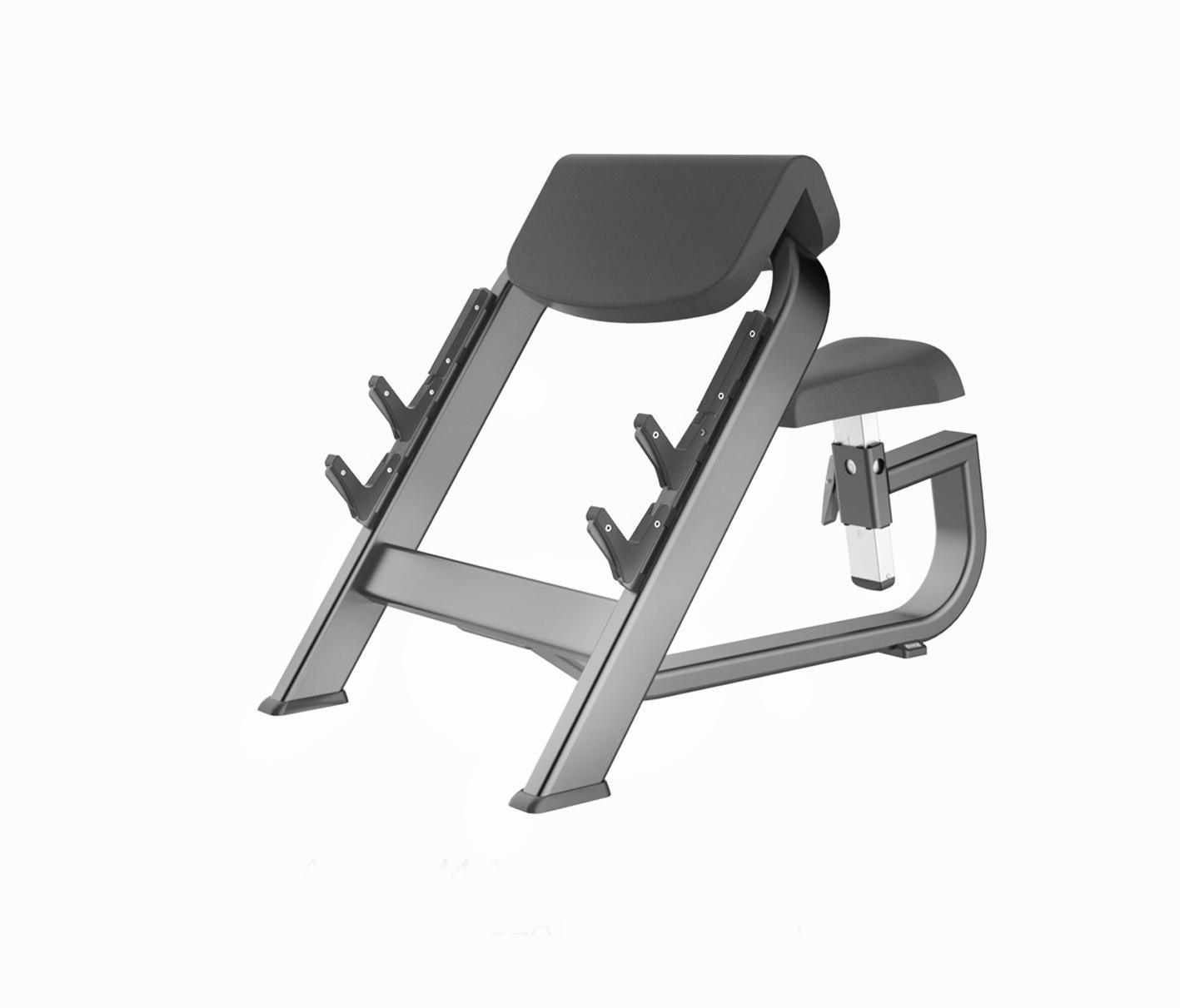 Тренажер GROME Fitness AXD5044A Скамья Скотта