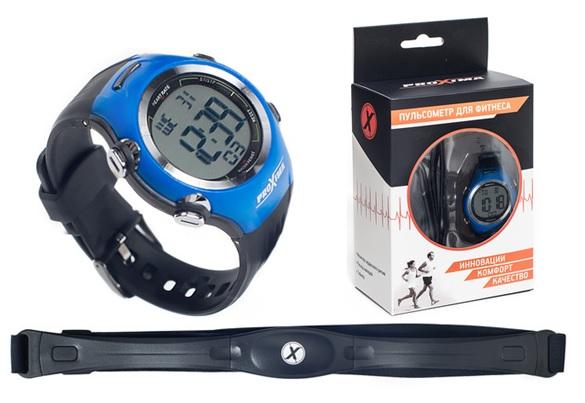 PROXIMA Пульсометр для фитнеса с наручным монитором BIT все для фитнеса