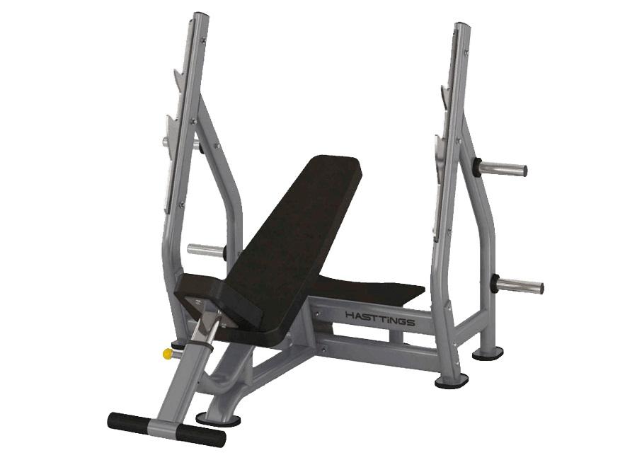 Фото - Тренажер Hasttings Digger HD005-4 Скамья для жима с положительным углом наклона тренажер svensson industrial e3042 matte black скамья для жима с положительным наклоном
