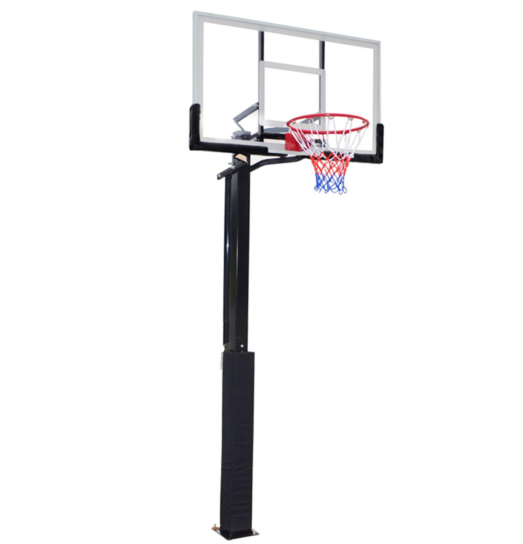 Фото - Баскетбольная стойка DFC ING56A Стационарная стойка dfc kidsd2