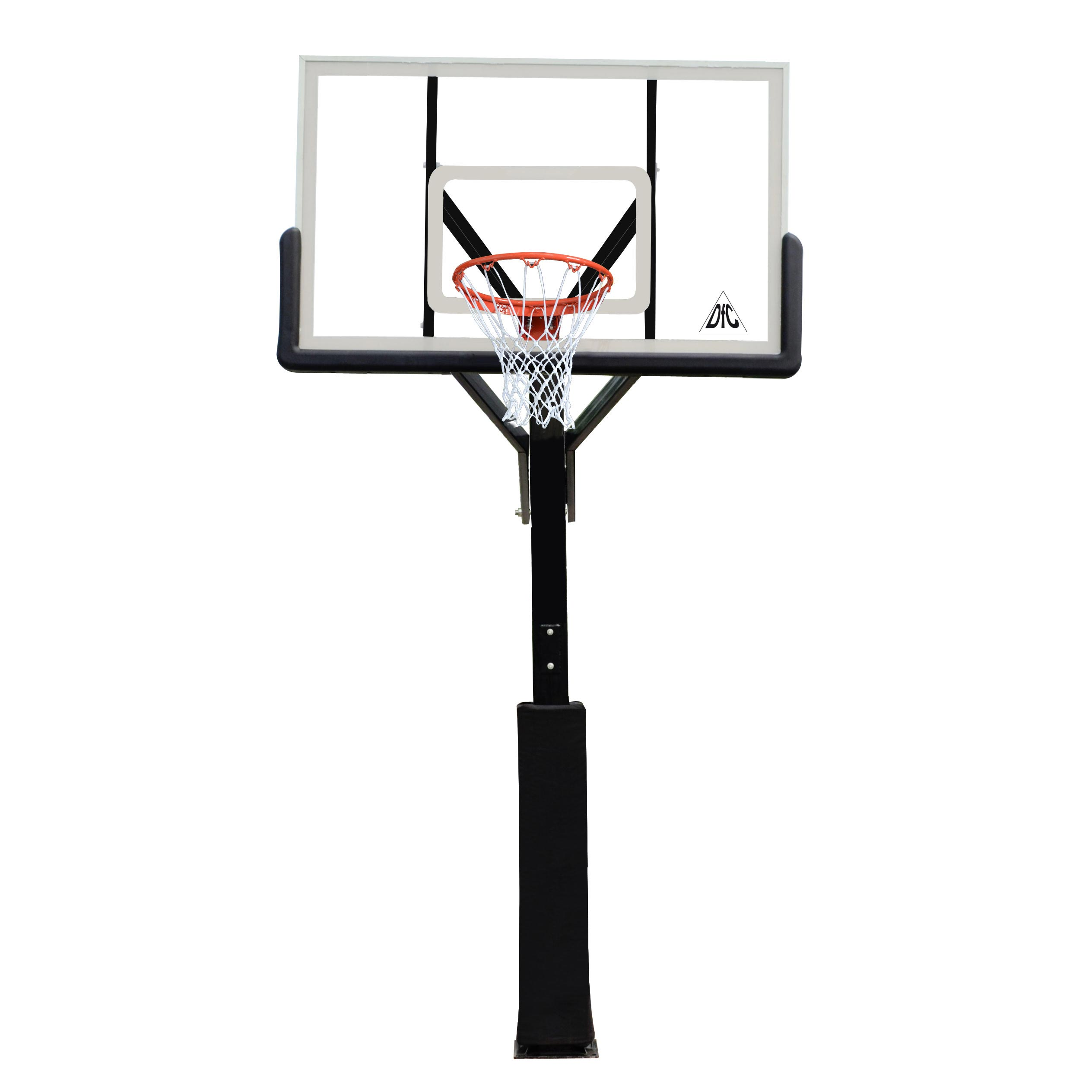 Баскетбольная стойка DFC ING60A Стационарная