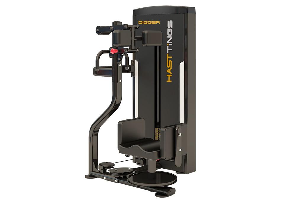 Тренажер Hasttings Digger HD010-1 Торс-машина