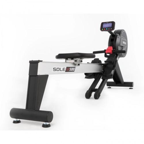 Фото - Гребной тренажер SOLE SR500 гребной тренажер sole sr500
