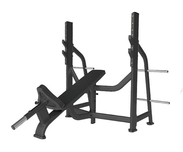 Фото - Тренажер SVENSSON INDUSTRIAL E7042 MATTE BLACK Скамья для жима с положительным наклоном тренажер svensson industrial e3042 matte black скамья для жима с положительным наклоном